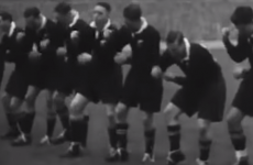 New video shows just how much the Haka has changed in 93 years