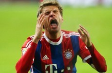 Bayern boss says Thomas Muller's mooted move to Man United is 'a flying duck over the ocean'