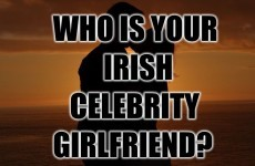 Who Is Your Irish Celebrity Girlfriend?