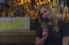 A DJ called Amy Schumer a 'skank' and what followed was the most excruciating interview ever