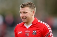 Cork drop Hurley as Cadogan returns from injury for Kildare qualifier