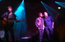 Kodaline and friends came together for an epic Berkeley fundraiser in Dublin last night