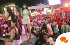 What I learned winding my way through Thailand's sweaty party epicentre