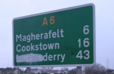 Sinn Féin passed a motion to drop the 'London' from Derry and unionists are livid