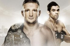 One of the UFC's most eagerly-anticipated rematches finally happens tonight