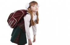 Poll: Should Ireland set school bag weight limits for children?