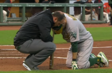'Testicular contusion' – A baseball to the groin left this man in worlds of pain