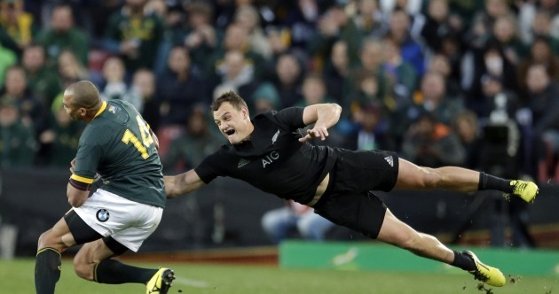 All Blacks outsmart South Africa with late line-out play in 5-try thriller