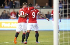 Man United mean business as LVG admits Barcelona win 'shows world what they can do'