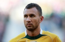 Quade Cooper's foul-mouthed Twitter rant may land him in some trouble