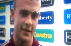 'It's f**king bullshit': Johnny Glynn gave a gloriously frank interview after Galway's win