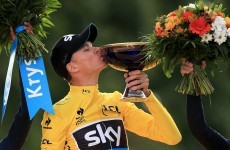 Froome – 'I'm happy to be in this position to speak for cycling today'