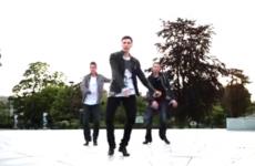 Three lads Irish dancing at UCC have gone viral