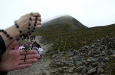 Three-year-old child treated for hypothermia on Croagh Patrick
