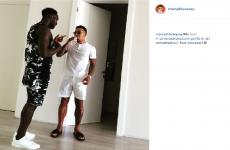 Memphis Depay hints at identity of 'surprise' United striker