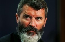 Roy Keane Beard Watch – today's effort:  International jewel thief back for one last job