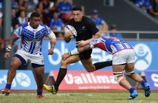 Samoa's union records hefty financial loss for historic All Blacks visit
