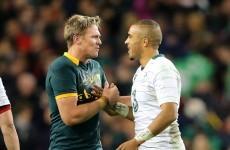 De Villiers set for return as Springboks issue optimistic RWC injury update