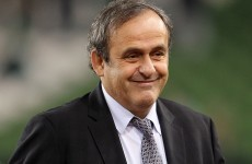 Is this the man to save Fifa? Michel Platini set to run for presidency
