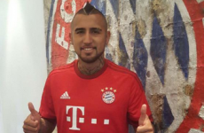 Basti who? Arturo Vidal is officially a Bayern Munich player