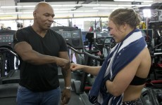 Mike Tyson impressed by Ronda Rousey ahead of Saturday's UFC title defence