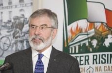 Gerry Adams: The IRA was never defeated