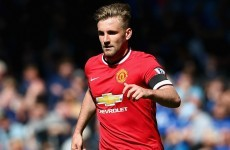 'This will be the season of Luke Shaw' – Van Gaal