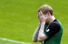 Darren Fletcher defends James McClean after anthem controversy