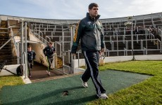 Eamonn Fitzmaurice chose not to watch Kildare last weekend – but he has no regrets