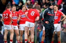 'The criticism is bulls**t' – Cork players react angrily to Brian Cuthbert's departure