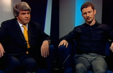 John Kavanagh defended the legitimacy of MMA during a live TV3 debate