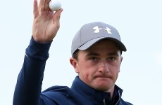 Paul Dunne installed as one of the early contenders for BBC SPOTY award
