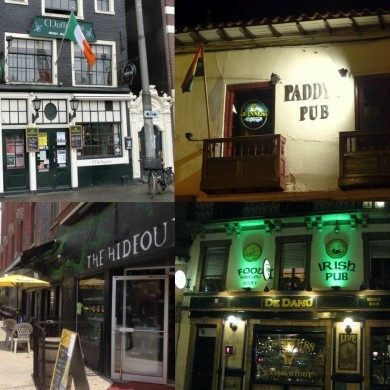 16 of the best Irish pubs outside of Ireland