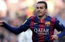 No Manchester United offer for Pedro, insists Bartomeu