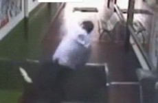 11 times CCTV caught people in the trickiest situations