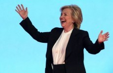 Hillary Clinton lifts weights, does yoga and is in tip-top condition, according to her doctor