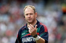 Mayo minors set for backroom reshuffle after coach and selectors step down