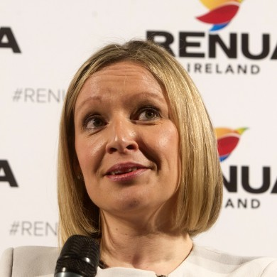 Lucinda Creighton hits back at criticism from journalist