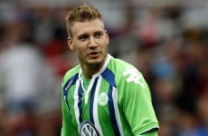 Lord Bendtner hands Bayern Munich defeat in the German Supercup