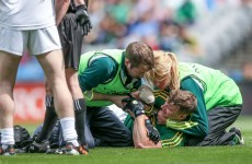Bad news for Kerry as James O'Donoghue is hit with another shoulder injury