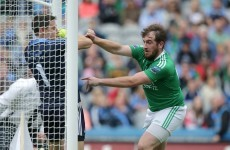 Fermanagh scored one of the most bizarre goals you'll see against Dublin