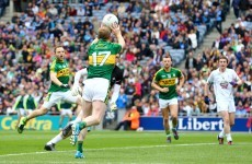 Cooper, Darran and O'Brien all back starring makes Kerry boss a happy man