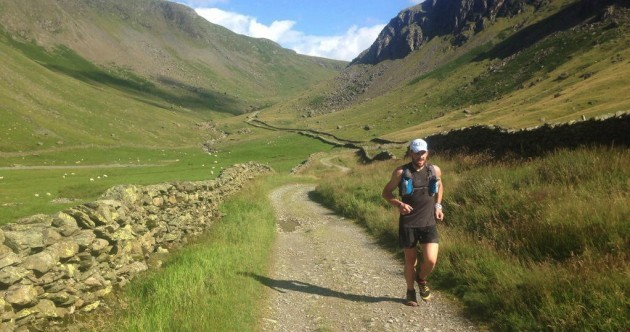 The former Cork hurler who swapped All-Ireland medals for 100-mile trail runs