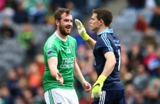 'There was a bit of a divot and he tripped into the net' – Sean Quigley on that controversial goal
