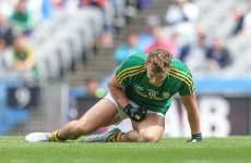 Kerry have issued an injury update on James O'Donoghue's shoulder after his latest setback