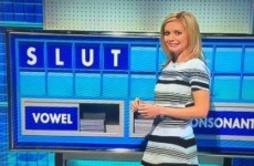 There was a seriously unfortunate moment on Countdown this afternoon