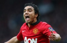 Rafael gives thanks to fans and Fergie after agreeing 4-year contract with Lyon