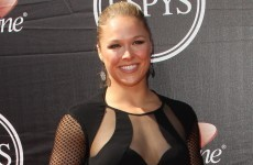 Ronda Rousey will star as herself in a movie based on her autobiography