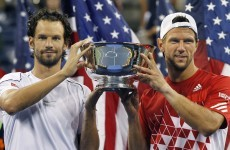 WATCH: Players refuse to shake hands following controversial call in US Open doubles final
