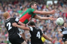 Mayo boss Connelly warns Donegal about doubling-up on Aidan O'Shea